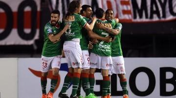 2015-11-06 Copa Sudamericana: River Plate przegrało z Huracanem