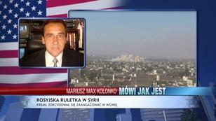 Rosyjska ruletka w Syrii. USA potrzebują Państwa Islamskiego?