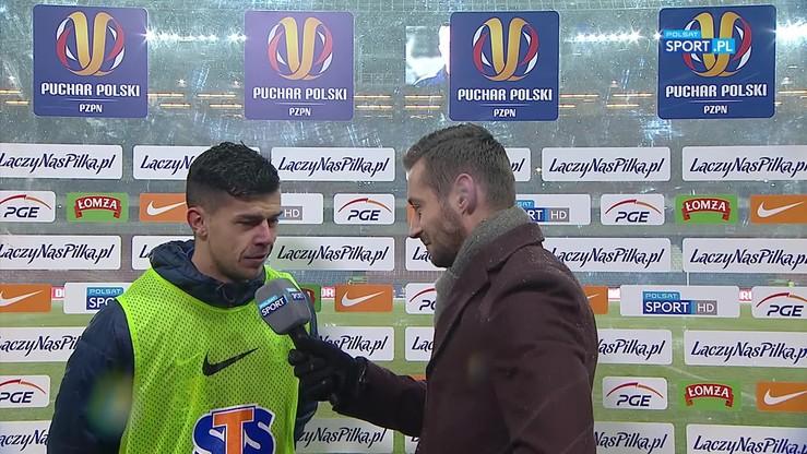 2016-11-30 Jevtic: Nie myślę o transferze