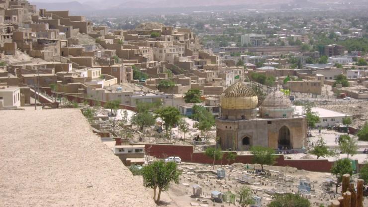 Atak na świątynię w Kabulu. Co najmniej kilku zabitych