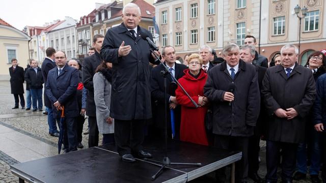 Gawor: Obywatele RP nie rezygnują z manifestacji na Krakowskim Przedmieściu