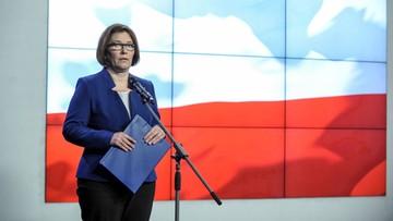 05-05-2017 10:46 Mazurek: inicjatywa referendum konstytucyjnego to pomysł prezydenta, czekamy na konkrety