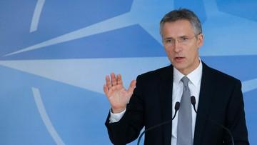 10-02-2016 16:56 NATO zgadza się na wzmocnienie obecności na wschodniej flance