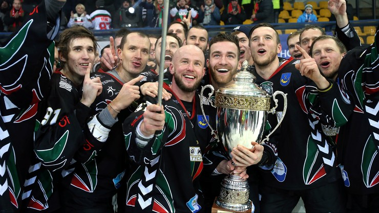 GKS Tychy zdobywcą Pucharu Polski w hokeju na lodzie!