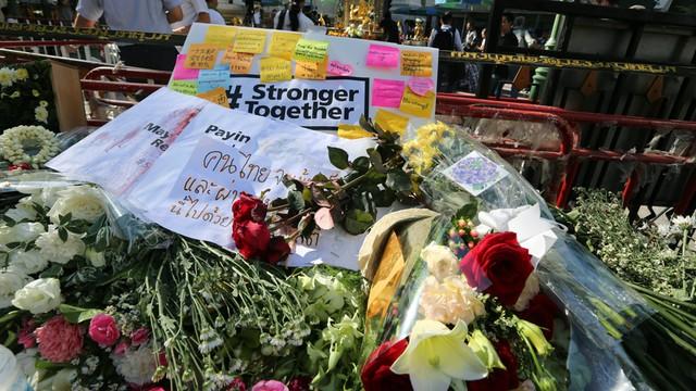 10 podejrzanych o udział w zamachu w Bangkoku