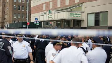 """01-07-2017 07:38 """"Strzelanina nie była aktem terrorystycznym"""" - burmistrz Nowego Jorku"""