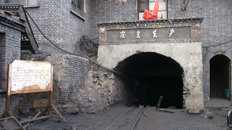 Chiny: co najmniej 19 ofiar wypadku w kopalni węgla