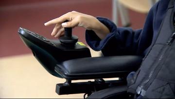 08-09-2016 17:48 Niepełnosprawny Antek jednak będzie mógł wjechać do szkoły na wózku