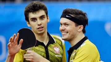 2016-10-22 ME w tenisie stołowym: Dyjas i Górak w finale debla