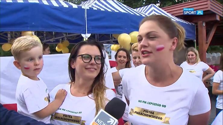 Mama, siostra i partnerka Małachowskiego: Dla nas zawsze jest najlepszy!