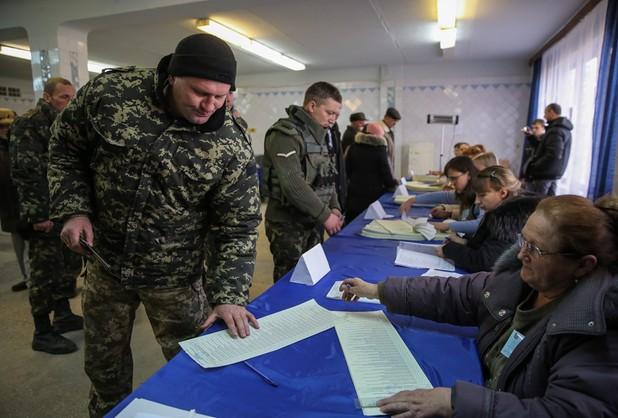 Ukraina: rozpoczęły się wybory parlamentarne