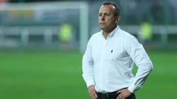 2017-01-11 Trener Polonii: Za cztery lata chcemy grać w Ekstraklasie