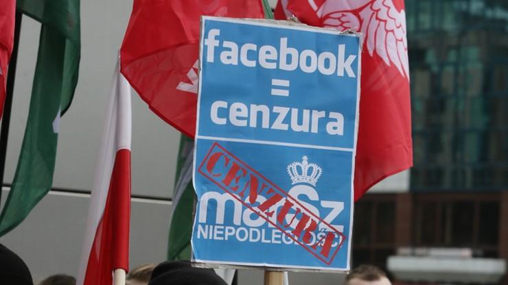 """""""Zagrożenie swobodnego przepływu idei"""". Centrum Monitoringu i Wolności Prasy o """"przypadkach cenzury"""" na Facebooku"""