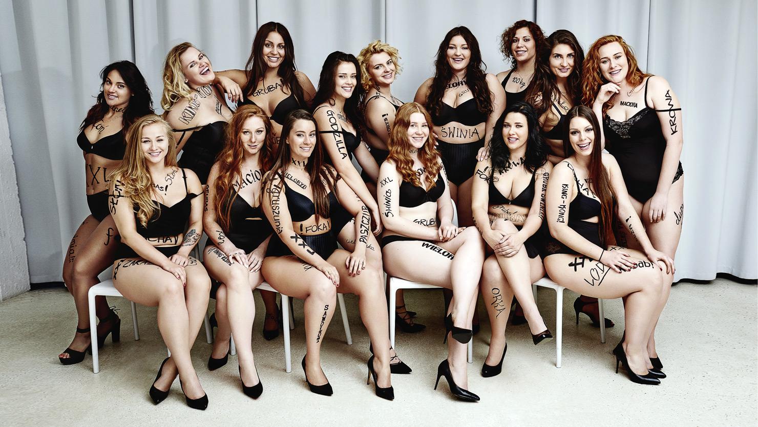"""""""#Supermodelka Plus Size"""": Witamy w domu modelek - Polsat.pl"""