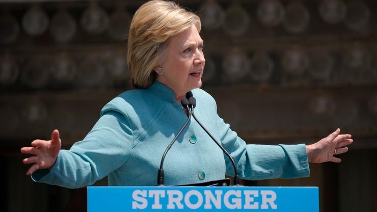 Departament Stanu USA wznowił dochodzenie w sprawie Clinton