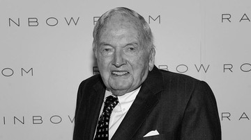 20-03-2017 18:04 Zmarł David Rockefeller, senior rodu miliarderów