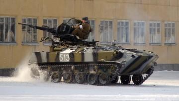 Pilna mobilizacja rezerwistów w białoruskiej armii