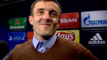 2016-11-03 Radović: Współczuję kibicom, że taki mecz odbył się bez nich