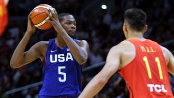 2016-07-25 Rio 2016: Amerykańscy koszykarze gromią rywali w sparingach