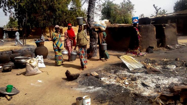Kolejny atak Boko Haram. Co najmniej 30 ofiar