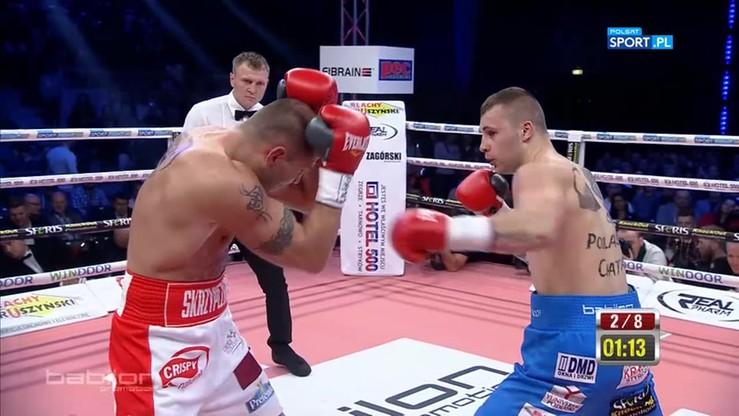 Kamil Szeremeta - Sebastian Skrzypczyński. Skrót walki