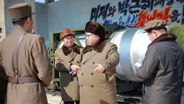 29-03-2016 12:43 Korea Północna wystrzeliła pocisk rakietowy krótkiego zasięgu. Nie wiadomo gdzie spadł