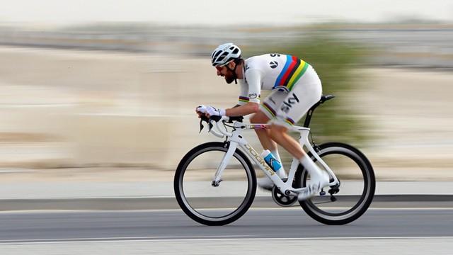 Anglia czeka na rekord Bradleya Wigginsa w jeździe godzinnej