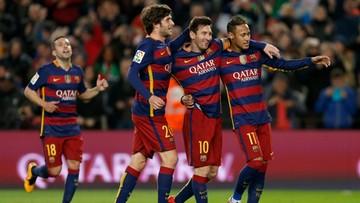 03-02-2016 23:28 Wielka forma Barcelony. Rozbiła Valencię 7:0