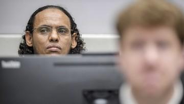"""22-08-2016 10:47 """"Przyznaję się do winy z ogromnym bólem"""". Proces ws. zniszczenie grobowców w Timbuktu"""