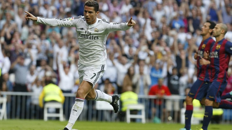 Real lepszy w Gran Derbi! Bravo skapitulował, Ronaldo z trafieniem