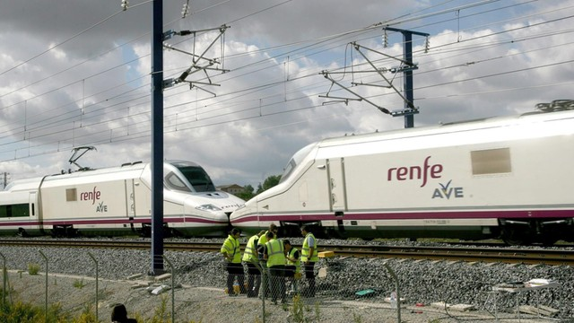 Hiszpania: awaria na kolei. Stanęło 40 pociągów