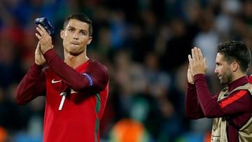14-06-2016 23:07 Drużyna Cristiano Ronaldo musi przełknąć remis z Islandią