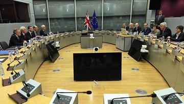 """19-06-2017 12:15 Ruszyły negocjacje w sprawie Brexitu. """"Chcemy głębokich i wyjątkowych relacji z UE"""""""