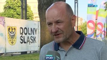 2017-07-22 Doktor z AWF: Dziękuję Polsatowi za promowanie niszowych dyscyplin sportu