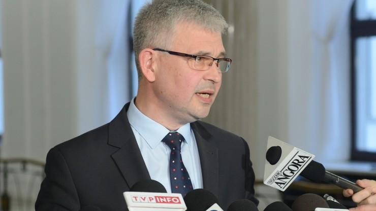 Poseł Zyska: brałem udział w głosowaniach m.in. nad budżetem, chcę przeprosin od Szczerby
