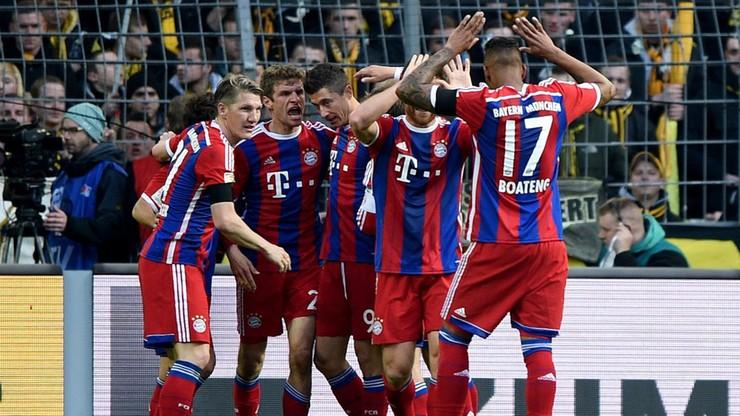 Lewandowski uciszył Dortmund! Bayern górą w starciu gigantów