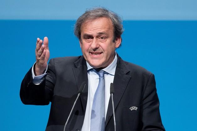 Platini szefem UEFA na kolejne cztery lata