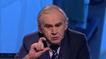 """23-02-2017 22:15 """"Sieć szpitali jest potrzebna"""". Prof. Zembala z PO u Durczoka"""