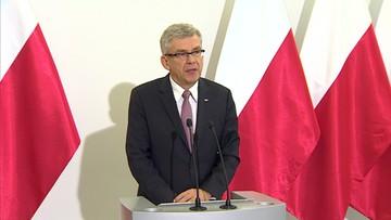Karczewski: wicemarszałek Borusewicz nie będzie prowadził obrad Senatu