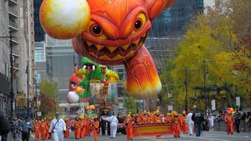 24-11-2016 19:40 Nowojorska parada z okazji Święta Dziękczynienia pod specjalnym nadzorem
