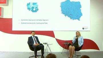 06-09-2017 15:46 Morawiecki: chcemy, aby cała Polska była strefą inwestowania