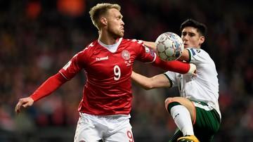 2017-11-14 El. MŚ 2018: Irlandia - Dania. Transmisja w Polsacie Sport
