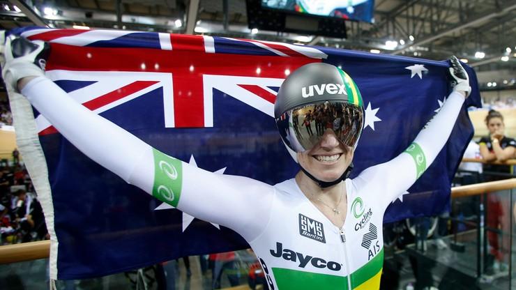 Rio 2016: Mistrzyni olimpijska w kolarstwie chorążym Australii