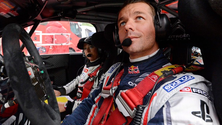 Rajd Dakar: Loeb zadebiutuje w 2016 roku