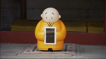 29-04-2016 11:06 Robot-Mnich zamieszkał w Pekinie. Będzie uczył buddyzmu