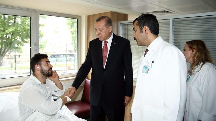 Zamach w Stambule: prezydent Turcji oskarża kurdyjskich bojowników