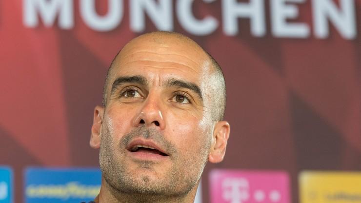Guardiola: chcę się sprawdzić w Anglii