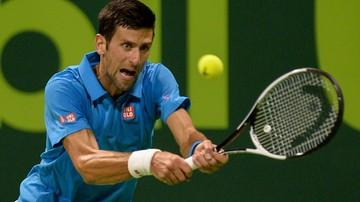 2017-01-07 ATP w Dausze: Djoković pokonał Murraya w finale