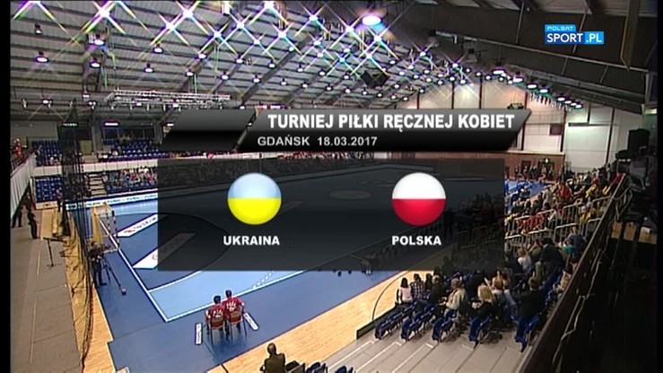 Polska - Ukraina 26:17. Skrót meczu