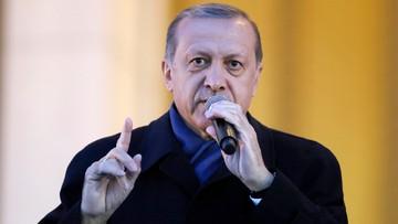 """19-08-2017 20:50 """"Kim jesteś, by zwracać się w ten sposób do prezydenta Turcji?"""" Erdogan do niemieckiego ministra"""